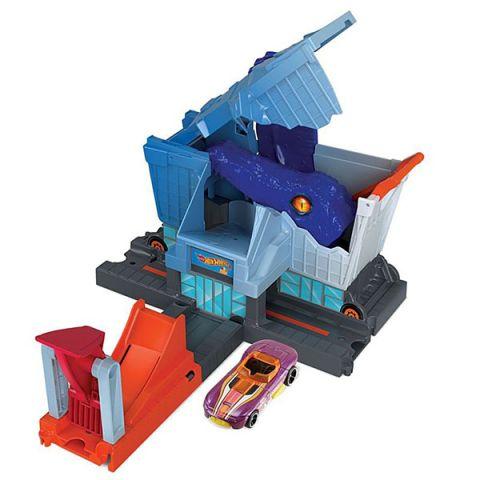 Mattel Hot Wheels GBF92 Хот Вилс Игровой набор с монстрами-злодеями (в ассортименте)