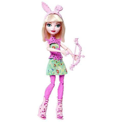 Mattel Ever After High DVH81 Куклы-лучницы Банни Бланк