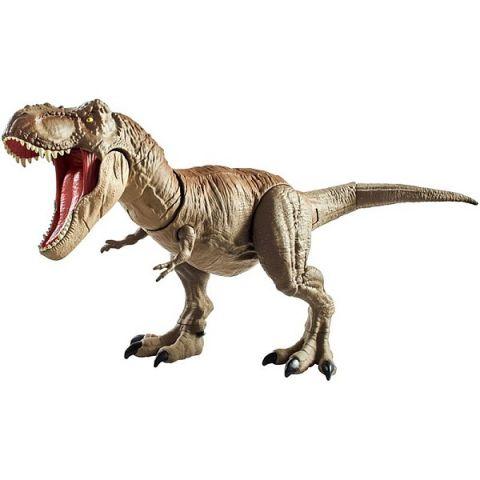 "Mattel Jurassic World GCT91 Ти-Рекс ""Двойной удар"""
