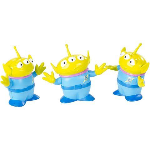 Mattel Toy Story FRX07 История игрушек-4, классические персонажи ALIEN