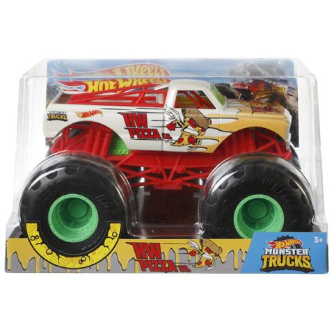 Mattel Hot Wheels GBV37 Хот Вилс Монстр трак 1:33