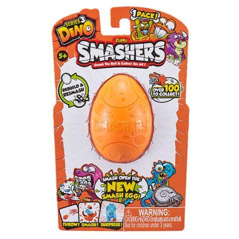 Zuru Smashers 7436 Smashers Дино-сюрприз в яйце, 1 шт