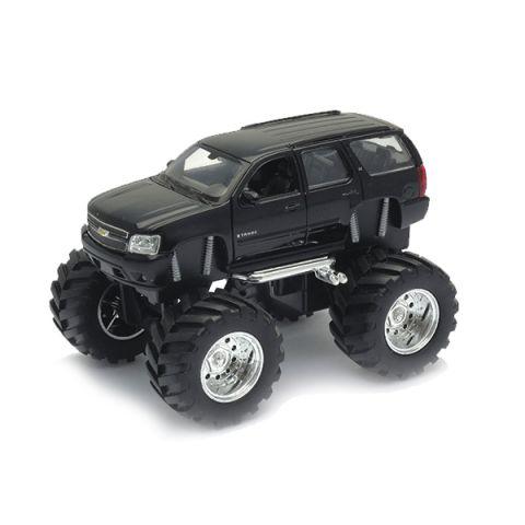 Welly 47002 Велли Модель машины 1:34-39 Chevrolet Tahoe Big Wheel