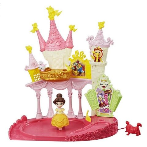 Hasbro Disney Princess E1632 Дворец Бэлль Муверс