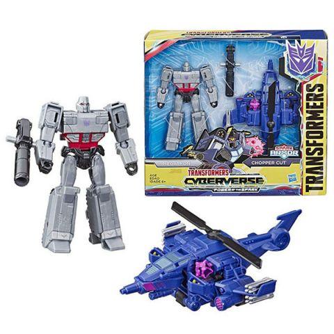 Hasbro Transformers E4220/E4327 Трансформеры Спарк Армор Мегатрон 18 см