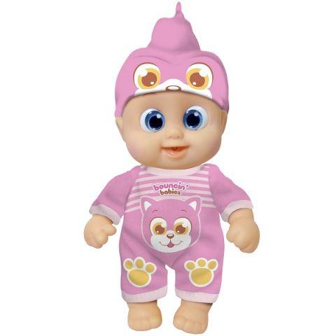 Bouncin' Babies 802004 Кукла Бони, 16 см (пьет и писает)