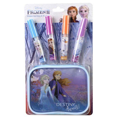Markwins 1599004E Frozen Игровой набор детской декоративной косметики для губ на блистере