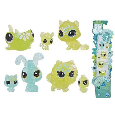 """Hasbro Littlest Pet Shop E5149 Литлс Пет Шоп Игровой набор """"7 ЦВЕТОЧНЫХ ПЕТОВ"""" (в ассортименте)"""