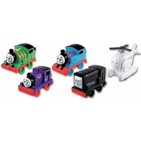 Mattel Thomas & Friends W2190 Томас и друзья Веселые друзья-паровозики
