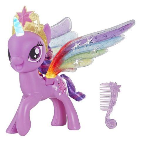 Hasbro My Little Pony E2928 Май Литл Пони Искорка с радужными крыльями