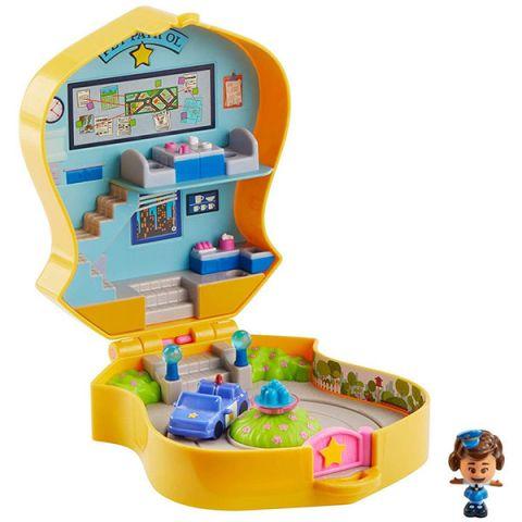 Mattel Toy Story GGX49 История игрушек-4 Игровой набор с одной мини-фигуркой